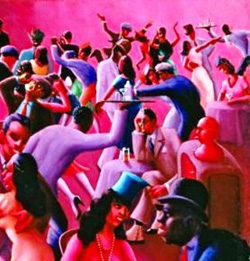 Nightlife, 1943, Archibald John Motley Jr.