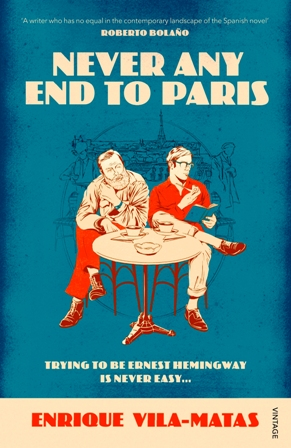 Never any end to Paris, Reino Unido