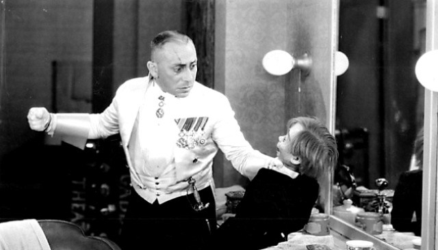 Erich Von Stroheim in the Great Gabbo